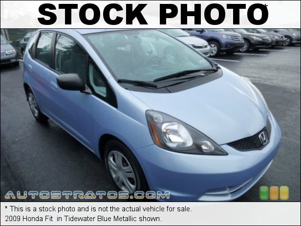 Stock photo for this 2009 Honda Fit  1.5 Liter SOHC 16-Valve i-VTEC 4 Cylinder 5 Speed Automatic