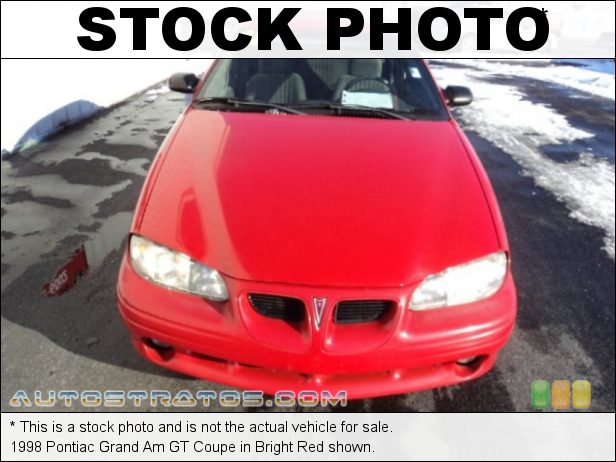 Stock photo for this 1996 Pontiac Grand Am GT Coupe 2.4 Liter DOHC 16-Valve 4 Cylinder 4 Speed Automatic