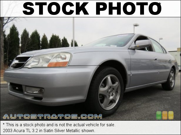 Stock photo for this 2003 Acura TL 3.2 3.2 Liter SOHC 24-Valve VVT V6 5 Speed Automatic