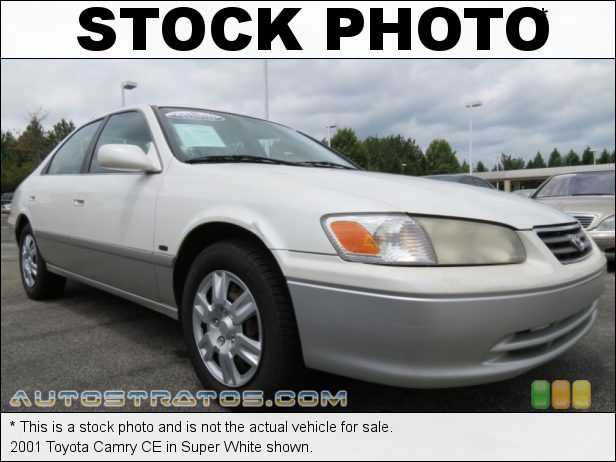 Stock photo for this 2000 Toyota Camry LE 2.2L DOHC 16V 4 Cylinder 4 Speed Automatic