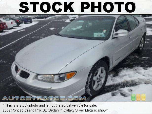 Stock photo for this 2002 Pontiac Grand Prix SE Sedan 3.1 Liter OHV 12-Valve V6 4 Speed Automatic