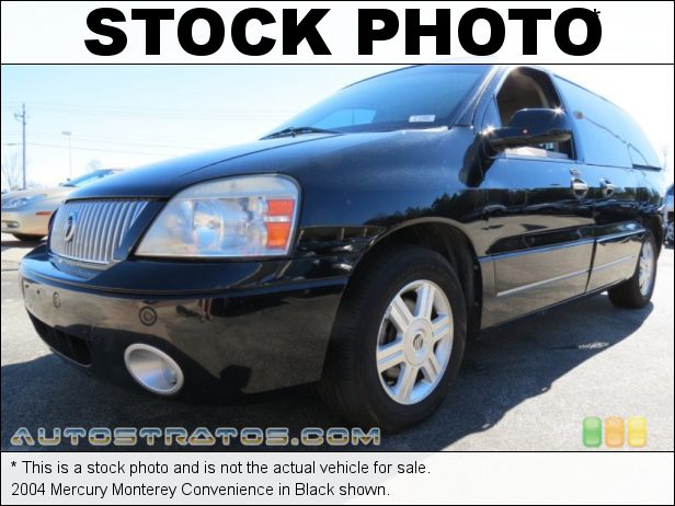 Stock photo for this 2004 Mercury Monterey Convenience 4.2 Liter OHV 12-Valve V6 4 Speed Automatic