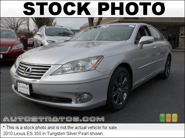 Stock photo for this 2010 Lexus ES 350 3.5 Liter DOHC 24-Valve VVT-i V6 6 Speed ECT-i Automatic