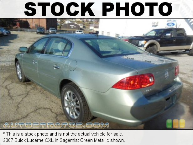 Stock photo for this 2007 Buick Lucerne CXL 3.8 Liter 3800 Series III V6 4 Speed Automatic