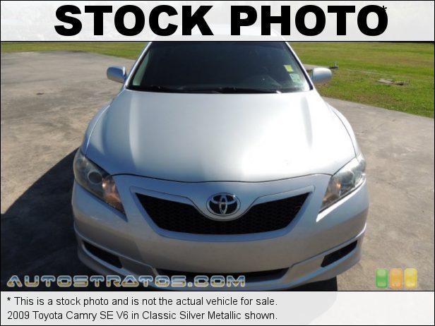 Stock photo for this 2009 Toyota Camry V6 3.5 Liter DOHC 24-Valve Dual VVT-i V6 6 Speed Automatic
