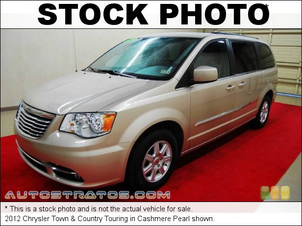 Stock photo for this 2012 Chrysler Town & Country Touring 3.6 Liter DOHC 24-Valve VVT Pentastar V6 6 Speed AutoStick Automatic