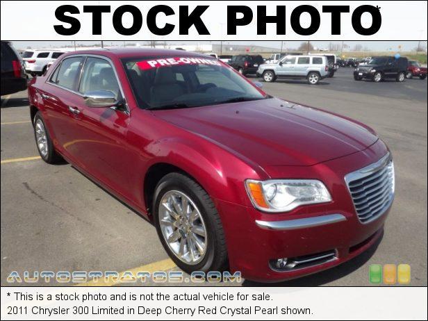 Stock photo for this 2011 Chrysler 300 Limited 3.6 Liter DOHC 24-Valve VVT Pentastar V6 5 Speed Automatic