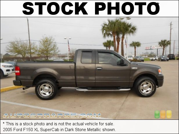 Stock photo for this 2005 Ford F150 SuperCab 4.6 Liter SOHC 16-Valve Triton V8 4 Speed Automatic