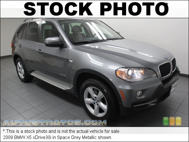 Stock photo for this 2009 BMW X5 xDrive30i 3.0 Liter DOHC 24-Valve VVT Inline 6 Cylinder 6 Speed Steptronic Automatic