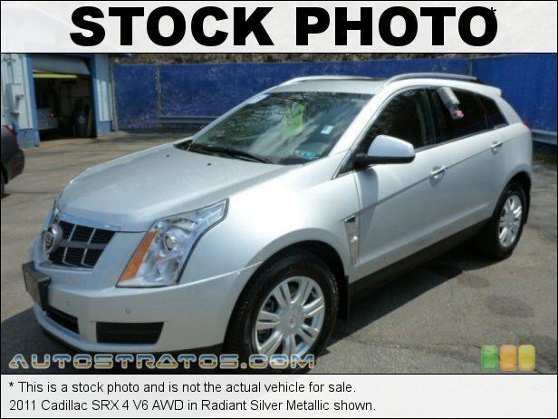 Stock photo for this 2011 Cadillac SRX 4 V6 AWD 3.0 Liter DI DOHC 24-Valve VVT V6 6 Speed DSC Automatic