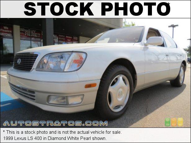 Stock photo for this 1999 Lexus LS 400 4.0 Liter DOHC 32-Valve V8 5 Speed Automatic