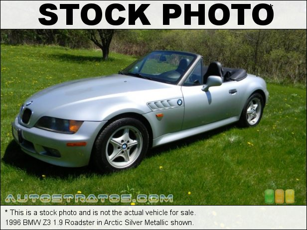 Stock photo for this 1996 BMW Z3 1.9 Roadster 1.9 Liter DOHC 16-Valve 4 Cylinder 5 Speed Manual