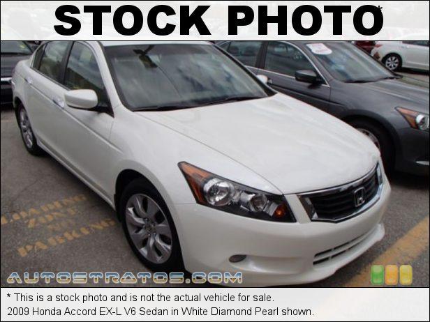 Stock photo for this 2009 Honda Accord EX-L V6 Sedan 3.5 Liter SOHC 24-Valve VCM V6 5 Speed Automatic