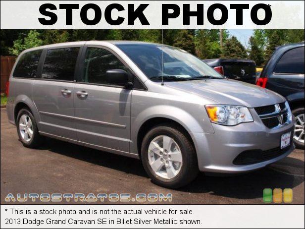 Stock photo for this 2013 Dodge Grand Caravan SE 3.6 Liter DOHC 24-Valve VVT Pentastar V6 6 Speed AutoStick Automatic