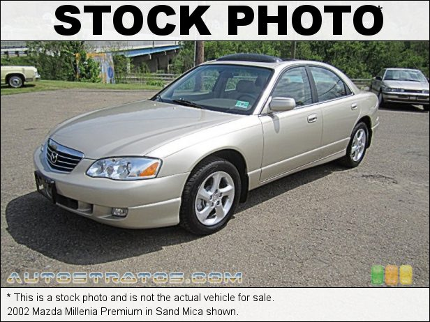 Stock photo for this 1998 Mazda Millenia  2.5 Liter DOHC 24-Valve V6 4 Speed Automatic