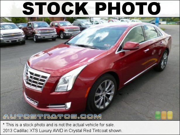Stock photo for this 2013 Cadillac XTS Luxury AWD 3.6 Liter SIDI DOHC 24-Valve VVT V6 6 Speed Automatic