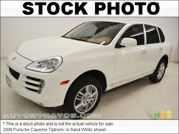 Stock photo for this 2008 Porsche Cayenne Tiptronic 3.6L DOHC 24V DFI V6 6 Speed Tiptronic-S Automatic