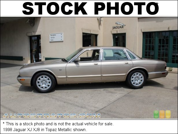 Stock photo for this 1999 Jaguar XJ Vanden Plas 4.0 Liter DOHC 32-Valve V8 5 Speed Automatic