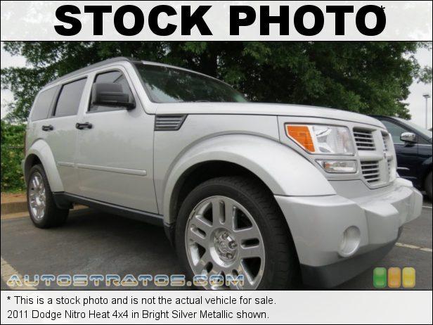 Stock photo for this 2011 Dodge Nitro Heat 4x4 3.7 Liter SOHC 12-Valve V6 4 Speed Automatic