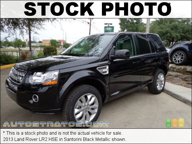 Stock photo for this 2013 Land Rover LR2  2.0 Liter Turbocharged DOHC 16-Valve VVT 4 Cylinder 6 Speed CommandShift Automatic