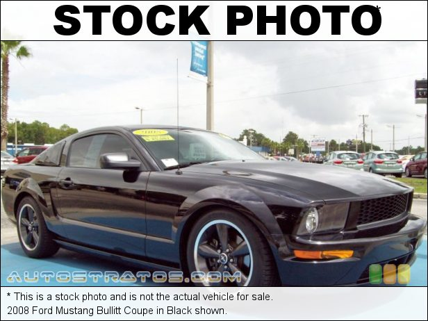 Stock photo for this 2008 Ford Mustang  4.6 Liter Ford Racing Whipple Supercharged SOHC 24-Valve VVT V8 5 Speed Manual
