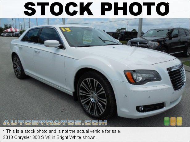 Stock photo for this 2013 Chrysler 300 S V8 5.7 liter HEMI OHV 16-Valve VVT V8 5 Speed AutoStick Automatic
