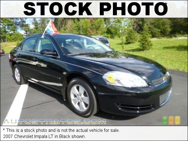 Stock photo for this 2007 Chevrolet Impala LT 3.5L Flex Fuel OHV 12V VVT LZE V6 4 Speed Automatic