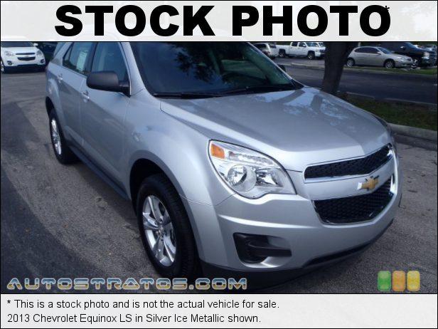 Stock photo for this 2013 Chevrolet Equinox LS 2.4 Liter SIDI DOHC 16-Valve VVT ECOTEC 4 Cylinder 6 Speed Automatic