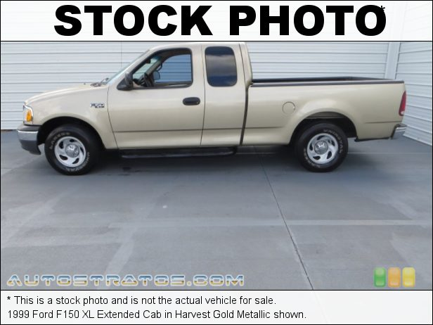 Stock photo for this 1999 Ford F150 Extended Cab 4.2 Liter OHV 12-Valve V6 5 Speed Manual