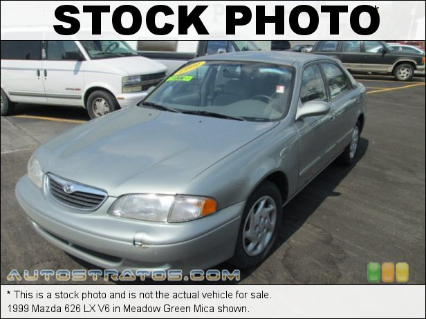 Stock photo for this 1995 Mazda 626  2.0 Liter DOHC 16-Valve 4 Cylinder 4 Speed Automatic