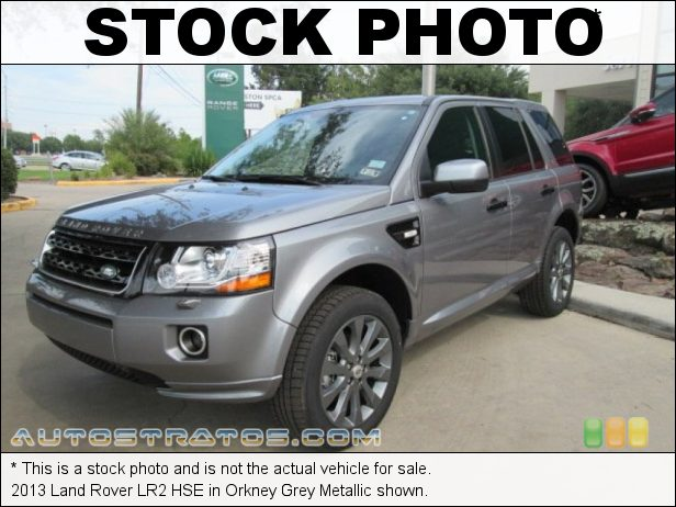 Stock photo for this 2013 Land Rover LR2 HSE 2.0 Liter Turbocharged DOHC 16-Valve VVT 4 Cylinder 6 Speed CommandShift Automatic