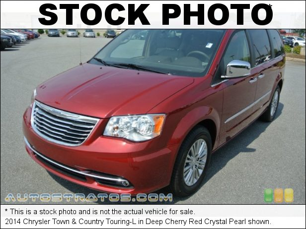 Stock photo for this 2014 Chrysler Town & Country  3.6 Liter DOHC 24-Valve VVT V6 6 Speed Automatic