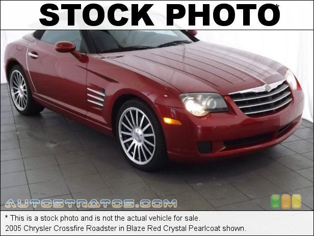 Stock photo for this 2005 Chrysler Crossfire Roadster 3.2 Liter SOHC 18-Valve V6 6 Speed Manual