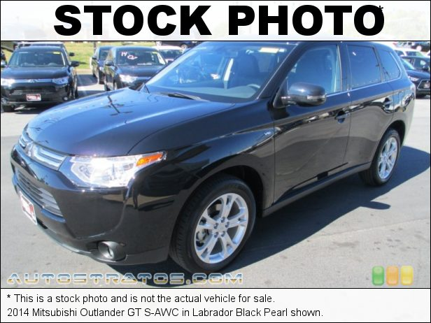 Stock photo for this 2014 Mitsubishi Outlander GT S-AWC 3.0 Liter SOHC 24-Valve MIVEC V6 6 Speed Automatic