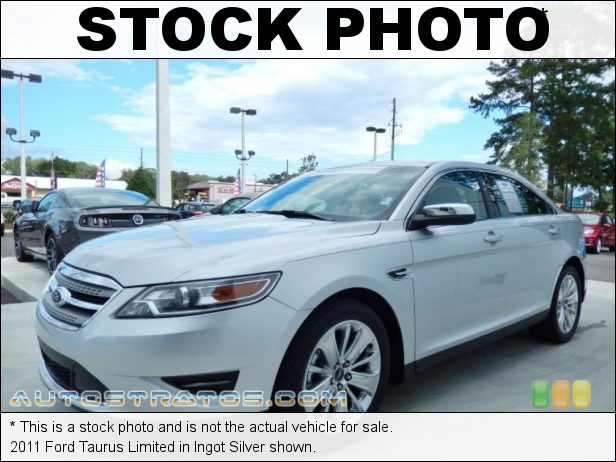 Stock photo for this 2011 Ford Taurus Limited 3.5 Liter DOHC 24-Valve VVT Duratec 35 V6 6 Speed SelectShift Automatic