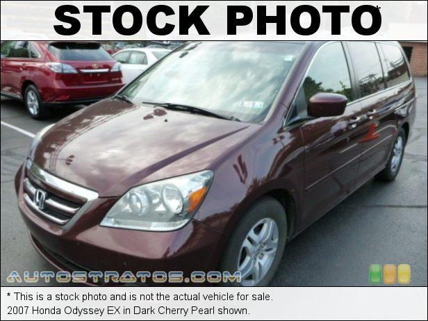 Stock photo for this 2007 Honda Odyssey EX 3.5 Liter SOHC 24 Valve i-VTEC V6 5 Speed Automatic