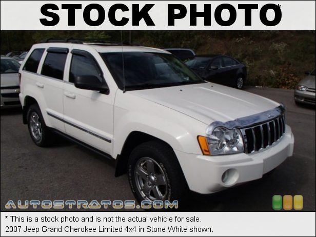 Stock photo for this 2009 Jeep Grand Cherokee Limited 4x4 4.7 Liter SOHC 16-Valve Flex-Fuel V8 Multi-Speed Automatic