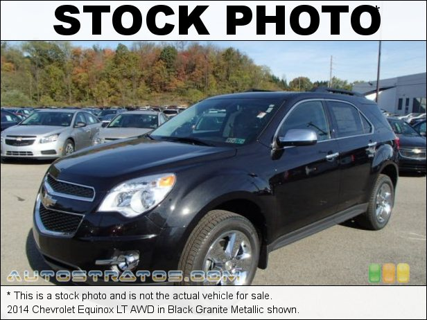 Stock photo for this 2014 Chevrolet Equinox AWD 2.4 Liter SIDI DOHC 16-Valve VVT 4 Cylinder 6 Speed Automatic
