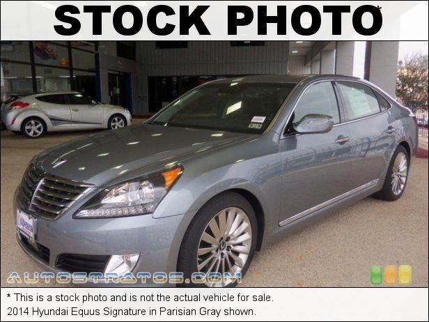 Stock photo for this 2014 Hyundai Equus Signature 5.0 Liter GDI DOHC 32-Valve VVT V8 8 Speed Shiftronic Automatic