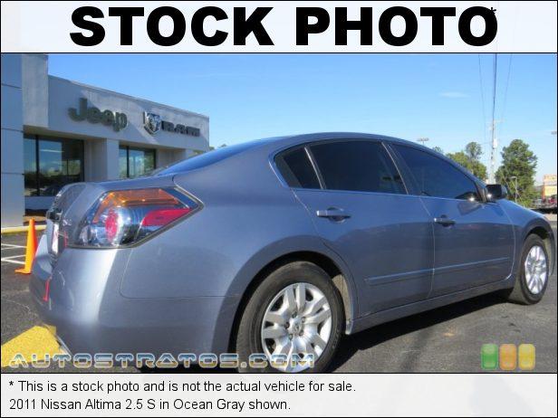Stock photo for this 2011 Nissan Altima 2.5 2.5 Liter DOHC 16-Valve CVTCS 4 Cylinder Xtronic CVT Automatic