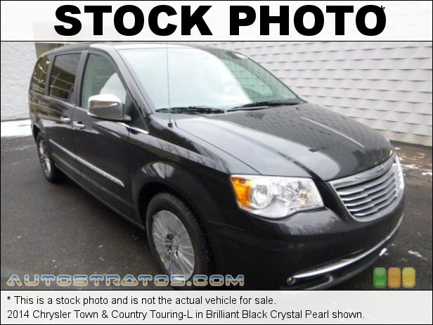 Stock photo for this 2014 Chrysler Town & Country Touring-L 3.6 Liter DOHC 24-Valve VVT V6 6 Speed Automatic