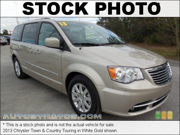 Stock photo for this 2013 Chrysler Town & Country Touring 3.6 Liter DOHC 24-Valve VVT Pentastar V6 6 Speed Automatic