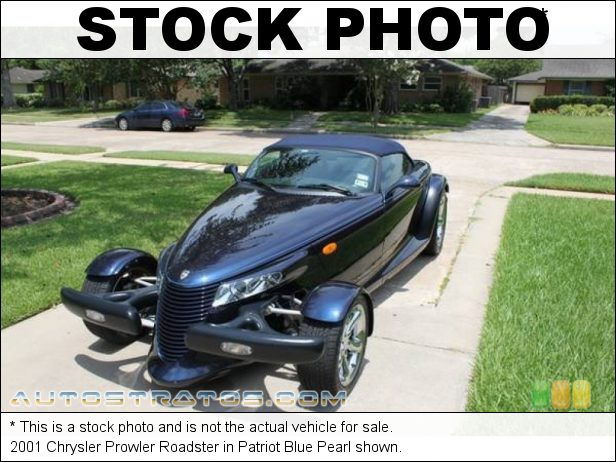 Stock photo for this 2001 Chrysler Prowler Roadster 3.5 Liter SOHC 24-Valve V6 4 Speed AutoStick Automatic