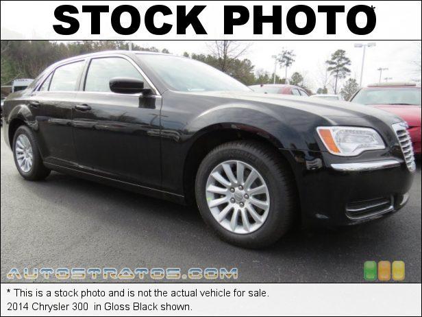 Stock photo for this 2014 Chrysler 300  3.6 Liter DOHC 24-Valve VVT V6 8 Speed Automatic