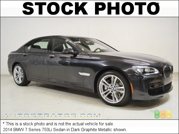 Stock photo for this 2014 BMW 7 Series  4.4 Liter ALPINA DI TwinPower Turbocharged DOHC 32-Valve VVT V8 8 Speed Automatic