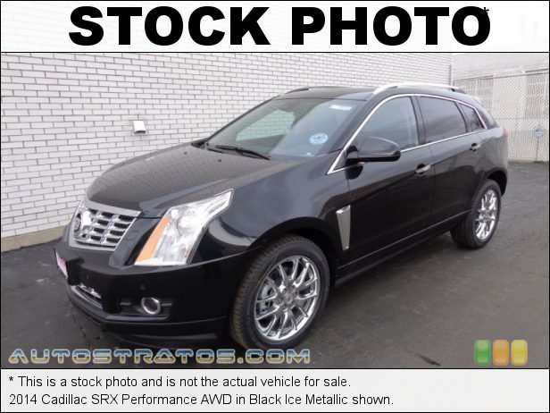 Stock photo for this 2014 Cadillac SRX Performance 3.6 Liter SIDI DOHC 24-Valve VVT V6 6 Speed Automatic