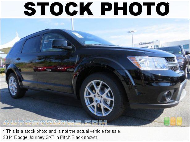 Stock photo for this 2014 Dodge Journey SXT 3.6 Liter DOHC 24-Valve VVT V6 6 Speed AutoStick Automatic
