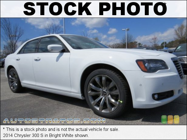 Stock photo for this 2014 Chrysler 300 S 3.6 Liter DOHC 24-Valve VVT V6 8 Speed Automatic