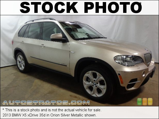 Stock photo for this 2013 BMW X5 xDrive 35d 3.0 Liter d TwinPower-Turbocharged DOHC 24-Valve Turbo-Diesel In 6 Speed Sport Steptronic Automatic