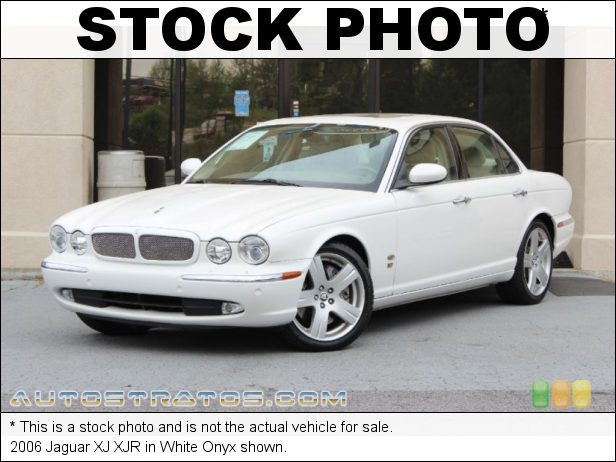 Stock photo for this 2007 Jaguar XJ XJR 4.2L Supercharged DOHC 32V VVT V8 6 Speed Automatic